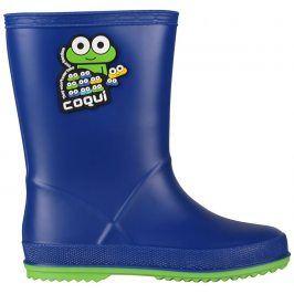 Coqui Chlapecké holínky Rainy - modré