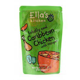 Ella's Kitchen Karibské kuře s mangem