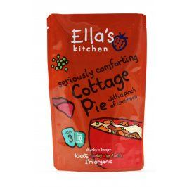 Ella's Kitchen Zapečená sekaná s bramborami