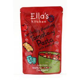 Ella's Kitchen Rajčatové těstoviny se zeleninou