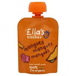 Ella's Kitchen Ovocné pyré - 100 % mango