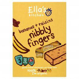 Ella's Kitchen Tyčinka - Banán a rozinky