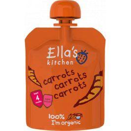 Ella's Kitchen Zeleninové pyré - 100%  Mrkev