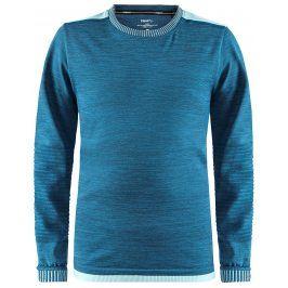 Craft Dětské triko Fuseknit - modrá