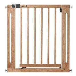 Safety 1st Zábrana Easy Close Wood, přírodní