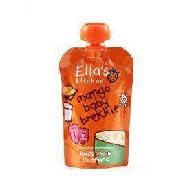 Ella's Kitchen Snídaně - Mango a jogurt