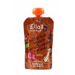 Ella's Kitchen Dýně, mrkev, jablko a švestka