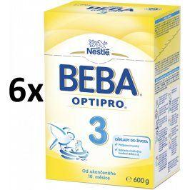 BEBA OPTIPRO 3 (6 x 600 g)