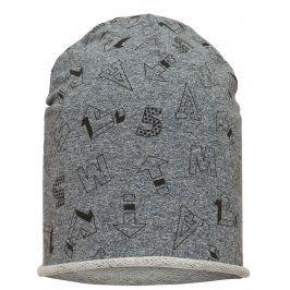 Broel Chlapecká čepice Cat - šedá