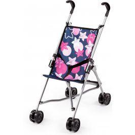 Bayer Design Golfový kočárek Buggy, tmavě modrá/růžová