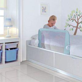 Lindam Dětská zábrana k posteli - světle modrá