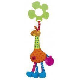 K's Kids Úchyt na kočárek - žirafa Igor