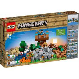 LEGO® Minecraft 21135 Kreativní box 2.0