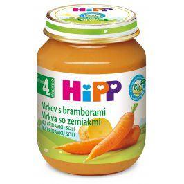 HiPP BIO Karotka s bramborami 6x125 g