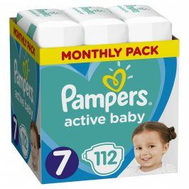 Pampers Pampers Active Baby MSB S7