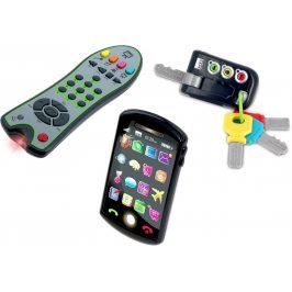 Alltoys Trio set Tech Too - klíče, ovladač a telefon