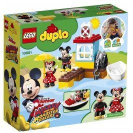 LEGO® DUPLO® Disney™ 10881 Mickeyho loďka