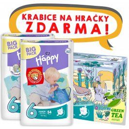 Bella Happy Junior Extra Box - 108 ks