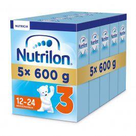 Nutrilon 3 - 5x600g