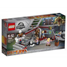 LEGO® JurassicWorld 75932 Jurský park: hon na Velociraptora