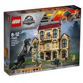 LEGO® JurassicWorld 75930 Řádění Indoraptora v Lockwoodově sídle