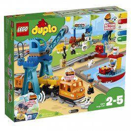 LEGO® DUPLO® Town 10875 Nákladní vlak