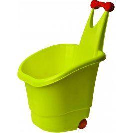 Marian Plast Vozíček na hračky Store n roll - zelený
