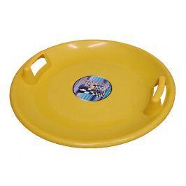 CorbySport Superstar 28313 Plastový talíř - žlutý