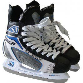 CorbySport Action 5202 Hokejové brusle vel.40
