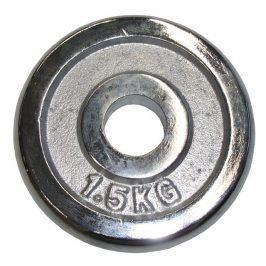 CorbySport 4755 Kotouč chrom 1,5 kg - 25 mm