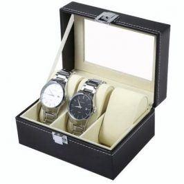 ISO 8513 pouzdro na 3 ks hodinek