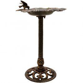Tuin 1566 Litinové ptačí krmítko - bronzové