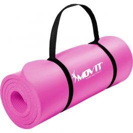 Movit Gymnastická podložka 183 x 60 x 1 cm - růžová
