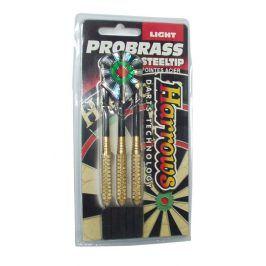 HARROWS Steel Pro Brass Light