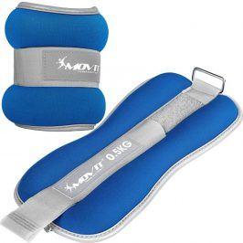MOVIT 66379 Neoprenové zátěžové reflexní manžety - 2 x 0,5 kg