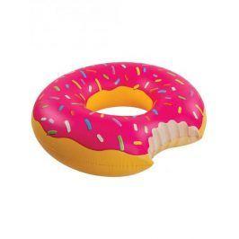 Nafukovací kruh Donut - růžový
