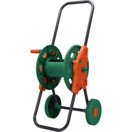 Flo Stojan navíjecí na zahradní hadici s kolečky