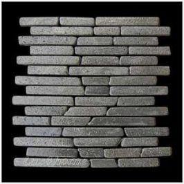 INDERA Parquet Black Candi Alur Style 63171 Mozaika z andezitu 1m2