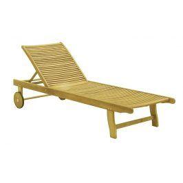 Tradgard SANDRA 59960 Zahradní dřevěné lehátko