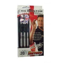 Harrows STEEL BRISTOW SILVER ARROW Šipky 18 g