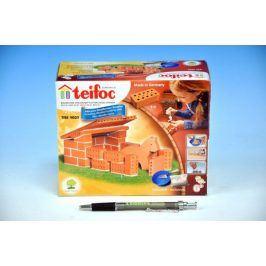Teifoc Horses Domek v krabici 18x15x8cm