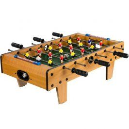 Tuin 11773 Mini stolní fotbal fotbálek s nožičkami 70 x 37 x 25 cm - světlý