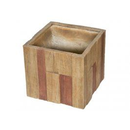 G21 Wood Cube 27737 Květináč 44cm