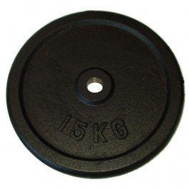 CorbySport 56815 Závaží k činkám - kotouč litina 20kg - 25mm