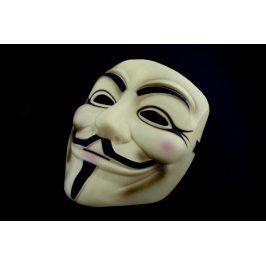 Anonymous maska V jako Vendetta