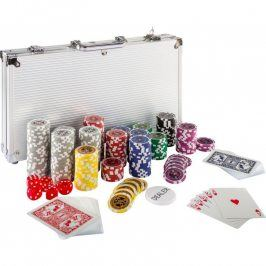 Tuin Ultimate 2642 Poker set 300 ks žetonů 1 - 1000 design