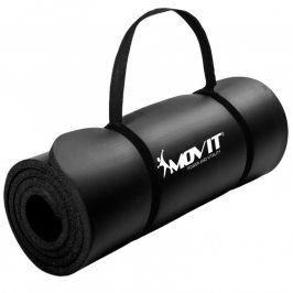 MOVIT 2304 Podložka na jógu 190 x 60 x 1,5 cm  černá