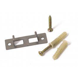 G21 23999 Příchytka nosníku 4x3 terasových prken k podkladu, ocelová