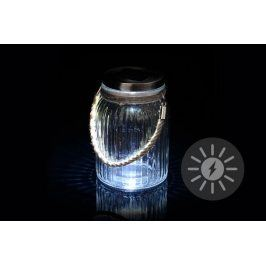 Garthen 36424 Solární osvětlení - závěsná sklenice