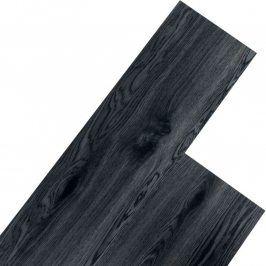 STILISTA 32519 Vinylová podlaha 5,07 m2 - černý dub